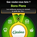 Casino lance son appli iPhone