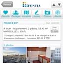 Foncia développe une application sur iPhone