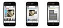 L'appli mobile de Faguo permet aux consommateurs de prendre en photo des paires de chaussures de la marque puis de les publier sur leurs réseaux sociaux.
