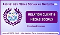La communauté d'internautes affirme son rôle-clé dans la réussite de la relation client digitale