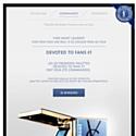 Yves Saint Laurent crée une palette pour ses fans