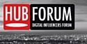 [Infographie] Le Hub Forum en chiffres surlesréseaux sociaux
