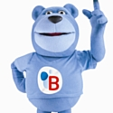 Bob, la mascotte de Butagaz