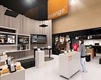 Orange inaugure ses Très Grandes Boutiques