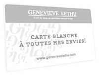 Geneviève Lethu renouvelle son programme de fidélité