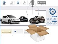 Volkswagen déménage avec les internautes