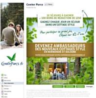 Center Parcs à la recherche d'ambassadeurs