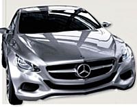 Mercedes, le culte du service