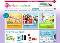 Danone Produits Frais France rejoint Ma vie en couleurs