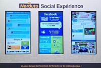 Norauto crée un espace physique dédié aux médias sociaux au sein de son siège à Lesquin (Nord).