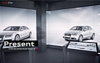 Audi ouvre son premier showroom 100 % digital à Londres