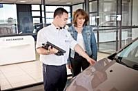 Peugeot équipe son service après-vente de tablettes