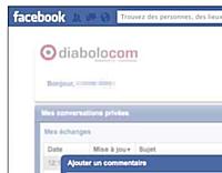 Diabolocom élargit son offre aux réseaux sociaux