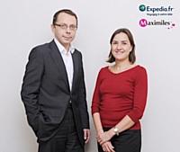 Expedia.fr s'associe à Maximiles