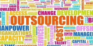 1% de croissance globale sur le marché des outsourceurs en 2012