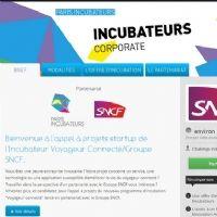 La SNCF lance le programme d'incubation 'Voyageur connecté'