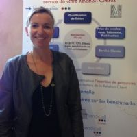 """Anna Leveque : """"Le projet d'Handicall est social et fédérateur"""""""