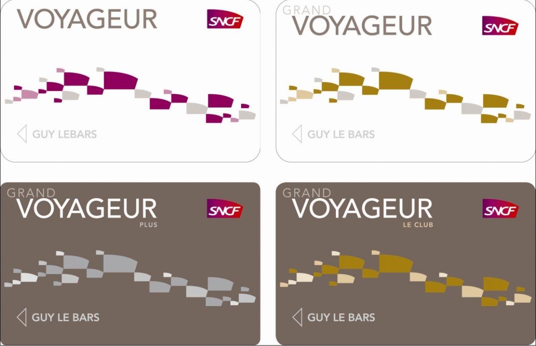 carte voyageur sncf avantages Programme Voyageur : la SNCF dresse son premier bilan