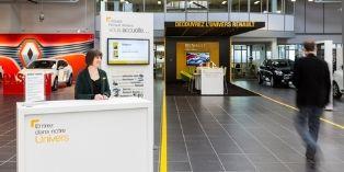 Renault s'appuie sur la formation pour améliorer la relation client