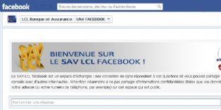 LCL ouvre son SAV sur Facebook