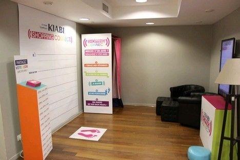 kiabi connecte facebook au point de vente. Black Bedroom Furniture Sets. Home Design Ideas