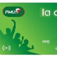 PMU inaugure sa nouvelle carte avec son président des clients