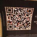Campagne d'affichage QR Code de Sushi Shop, avril 2013