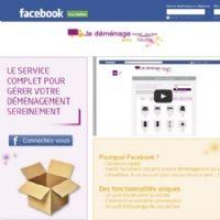 GDF Suez Dolce Vita facilite le déménagement sur Facebook