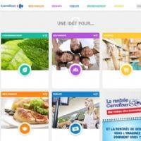 Carrefour coconstruit les services de demain avec ses clients