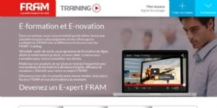 Fram propose une formation 100% on line à ses agents