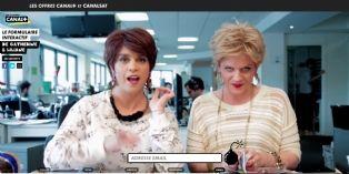 Chez Canal +, Catherine et Liliane gèrent les abonnements