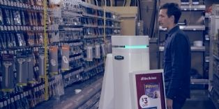 [Idée d'ailleurs] Le magasin de bricolage américain Orchard Supply Hardware engage un robot-vendeur