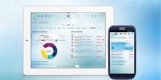 Le Crédit Agricole améliore son application mobile