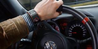 Avec sa montre connectée, Nissan améliore la vie des conducteurs