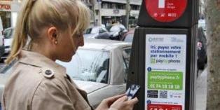 Vinci Park et PayByPhone déploient le paiement du stationnement via mobile