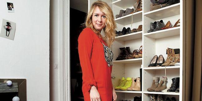 Leslie Vartabedian ou l'amour des souliers