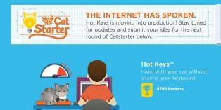 États-Unis : Le fabricant de croquettes Meow Mix innove dans la relation client à destination des chats