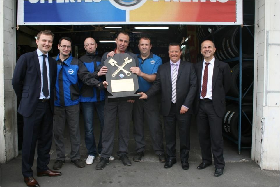 Speedy sacre les champions de la satisfaction client for Garage speedy paris