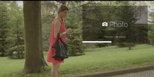 Kiabi lance une application Google Glass : Kiabi Look
