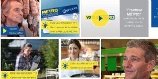 METRO Cash & Carry renouvelle le dialogue avec ses fournisseurs et ses clients sur Internet