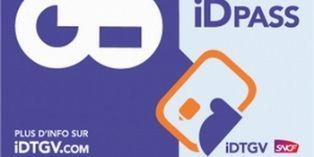 iDTGV dématérialise le billet