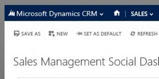 Dynamics CRM s'enrichit de nouvelles fonctionnalités !