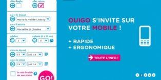 OUIGO reboote son application mobile