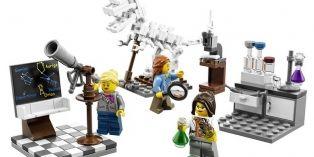 Avec 'Research Lab', Lego change de discours à l'attention des filles