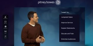 Lancement mondial d'EngageOne Video® de Pitney Bowes