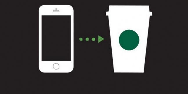 L'appli Starbucks 'No time, No line' repérée par Catherine Barba (Peps Lab)