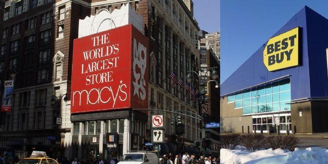 [États-Unis] Macy's invite Best Buy pour attirer la jeune clientèle