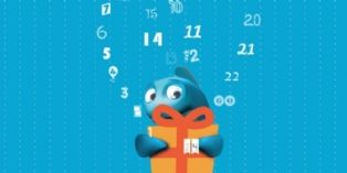 easiware lance un calendrier de l'Avent sur l'enchantement client