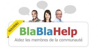 BlaBlaCar invite sa communauté à tchater