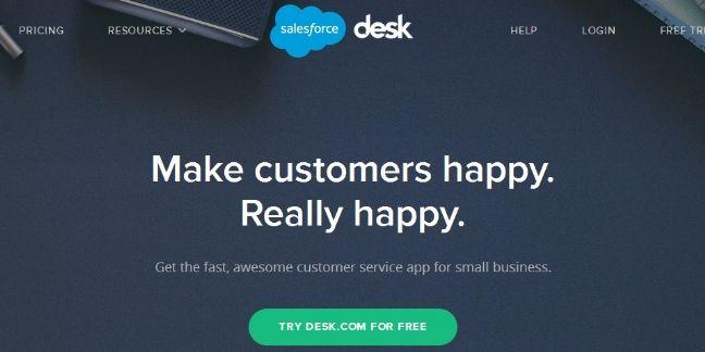 Salesforce Desk.com devient multilingue